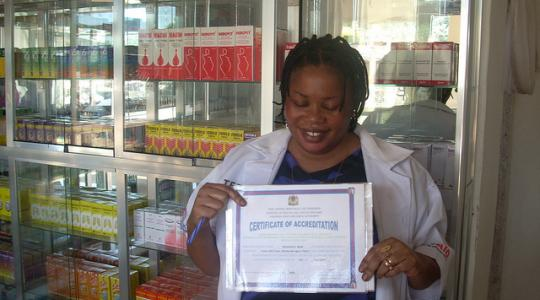 ... Accreditation (SLMTA) - The Center for Health Market Innovations